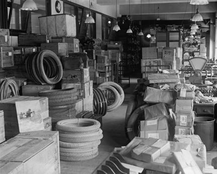 Dead Letter Office, circa 1922...