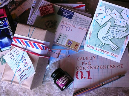 """from RLD, to you: """"cadeux"""" for six months!"""
