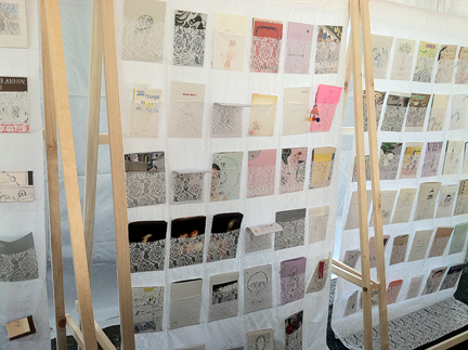 Zines Mate, organizers of the Tokyo Art Book Fair...