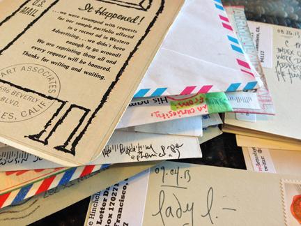 september ='s mt. correspondence?