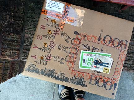 a box of BOO!