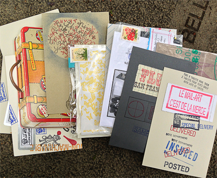 there can never be too many postcards...