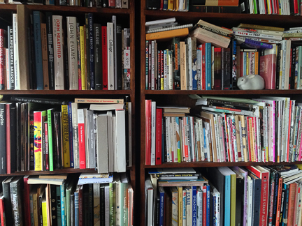 RLD bookshelves